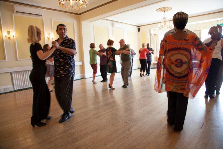 Marsham Court Hotel,Dance Holidays UK
