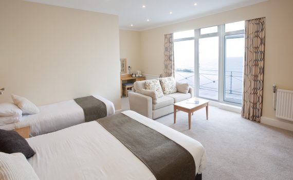 Hotels in Bournemouth seafront