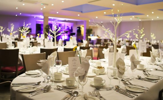 Bournemouth Wedding Venue Suite