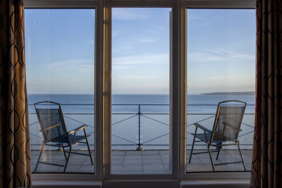 Bournemouth Wedding Hotel with Sea View