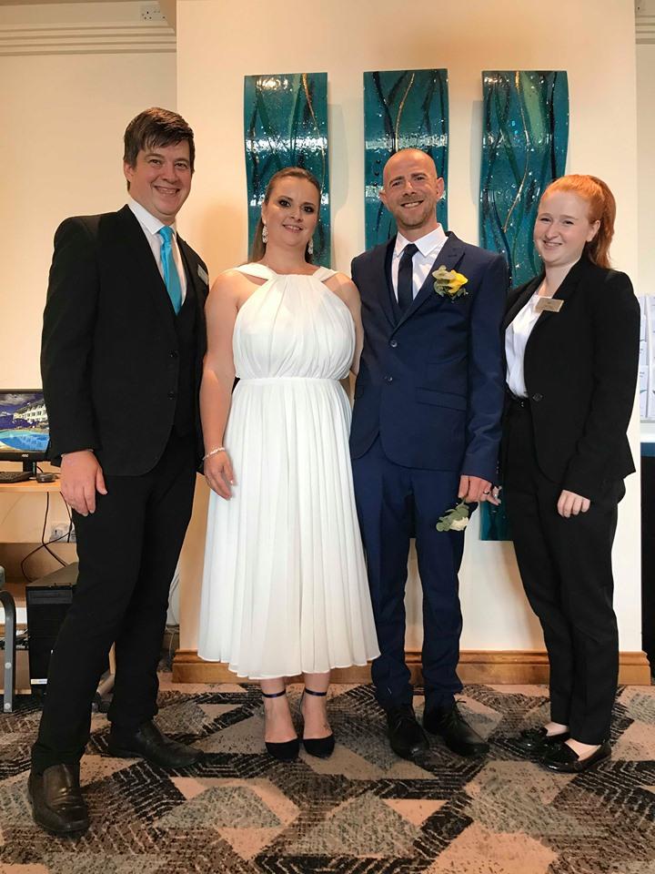 wedding venues, wedding venue bournemouth, Bridge Holidays UK